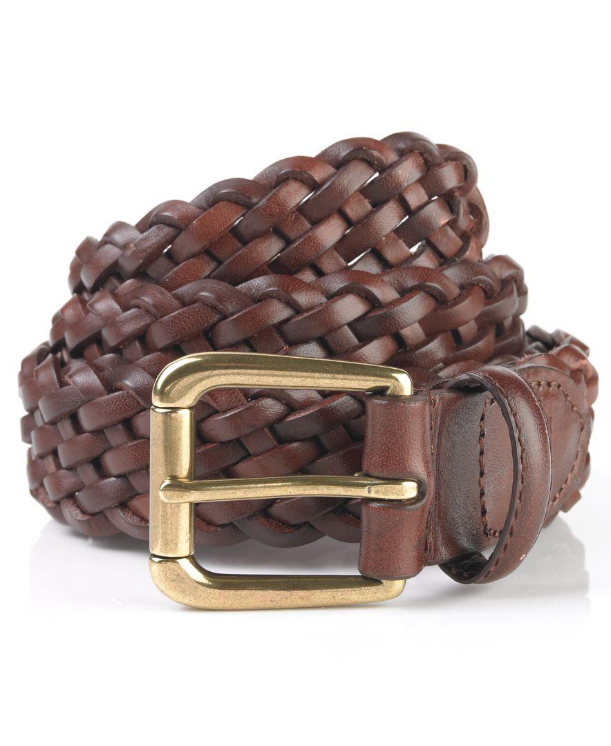 Lauren by Ralph Lauren Leather Casual Belt | Casual belt