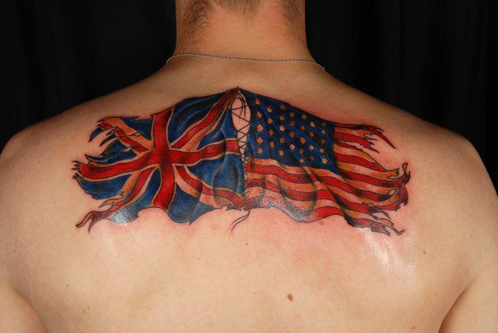 Pinnacle Tattoo Tattoos Flag Tattoo American Flag Tattoo