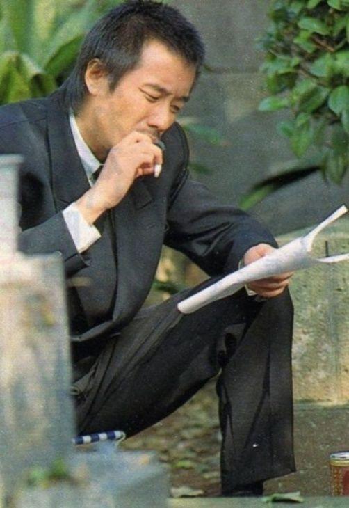 長渕 剛 とんぼ ドラマ