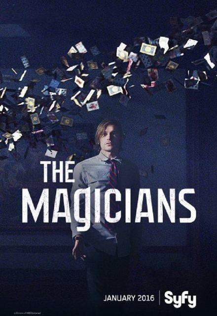 The Magicians Streaming Season 1 : magicians, streaming, season, Magicians, Syfy,, Magicians,, Quentin