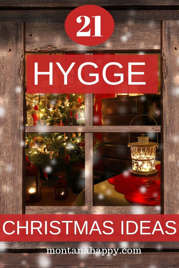 21 Hygge Christmas Ideas * Family Traditions you'll love to include with your holiday this year.  Christmas is a magical time of year, so make sure you share some of those experiences with your family.  #Christmashygge #Christmasfamilytraditions #Christmasideas #Christmasplans