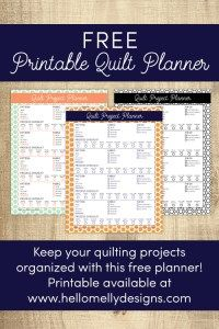 photograph relating to Printable Quilt Size Chart identified as Quilt Job Planner Absolutely free Printable Planners Quilts