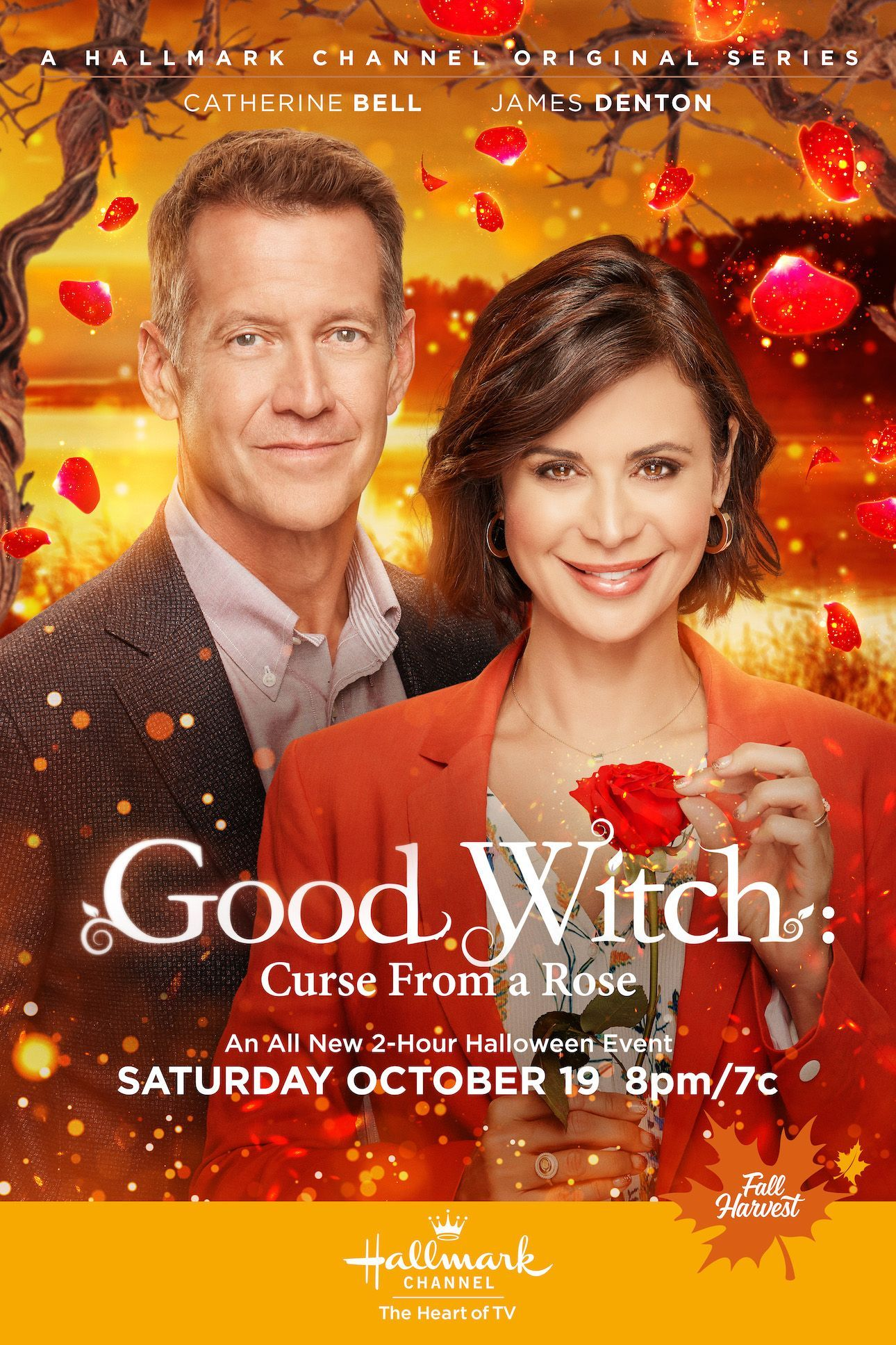 Cassie Catherine Bell Sam James Denton And The Town Of Middleton Are Back In Good Witch Curs Hallmark Good Witch The Good Witch Series Hallmark Channel