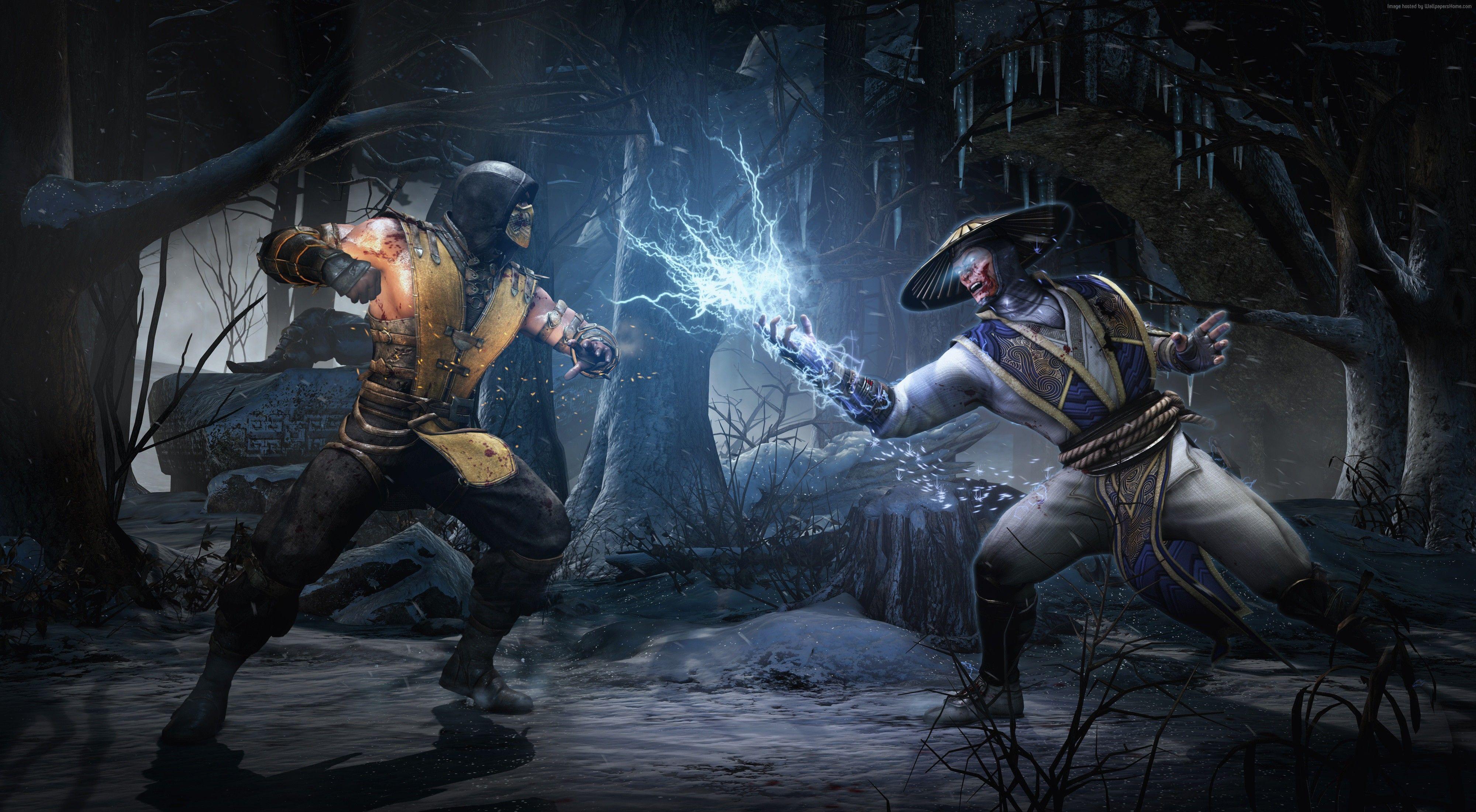 Mortal Kombat X Wallpaper, Games \/ Others: Mortal Kombat X