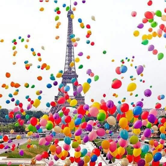Paris en fiesta