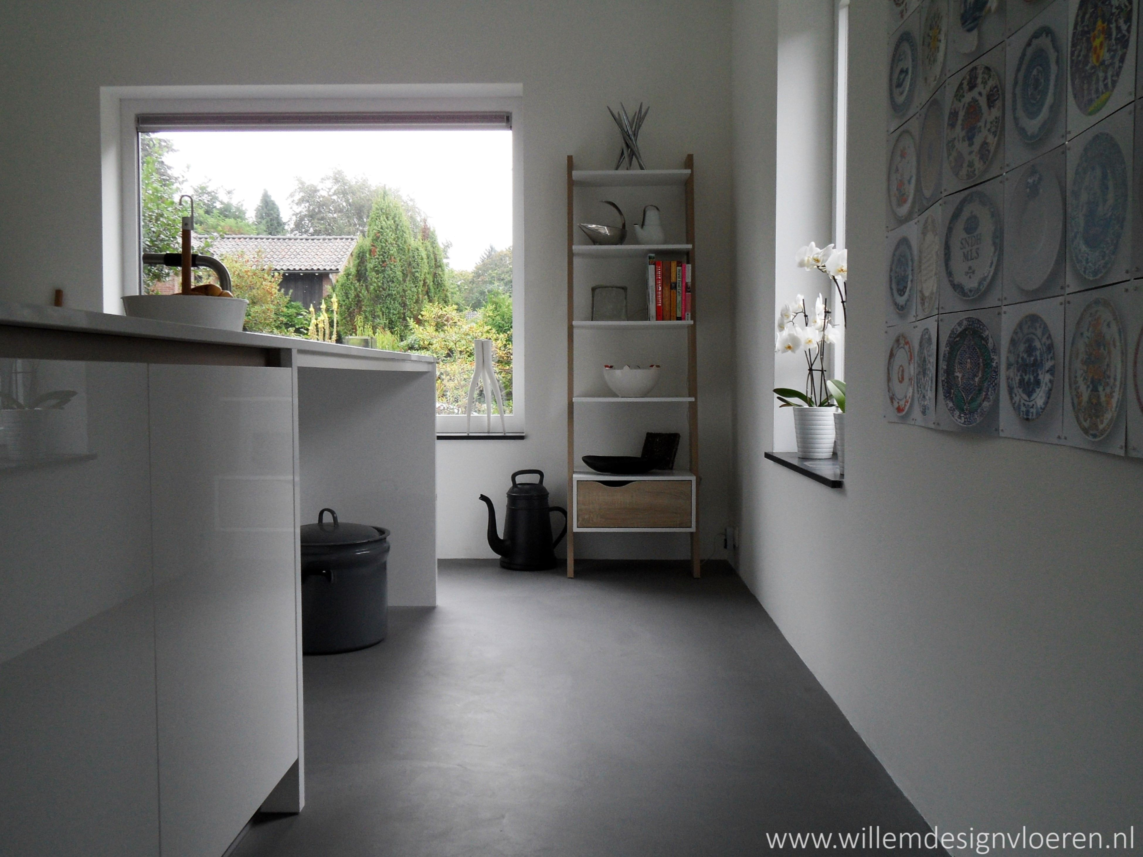 Betonlook vloeren betonlook vloer portfolio beton ciré vloer