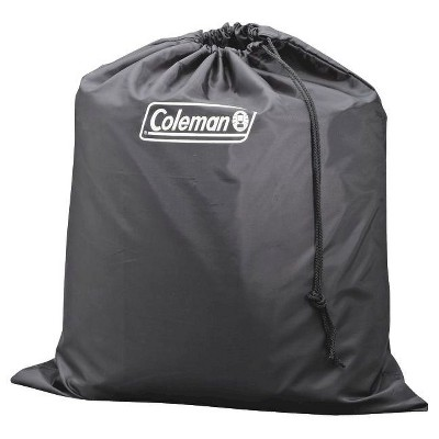 Coleman Double High Air Mattress With Pump