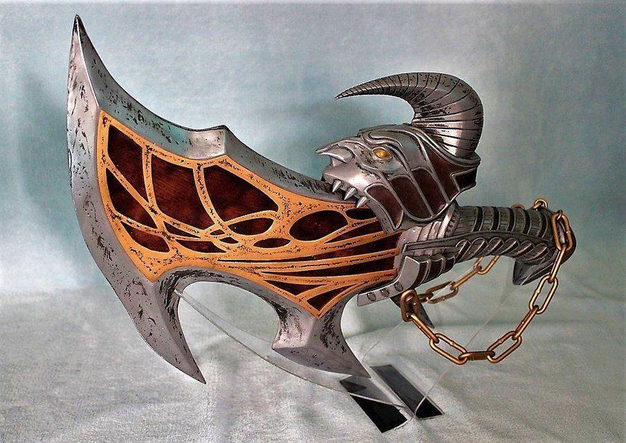 God Of War Blades Of Exile Armas Impresionantes Espadas Armas