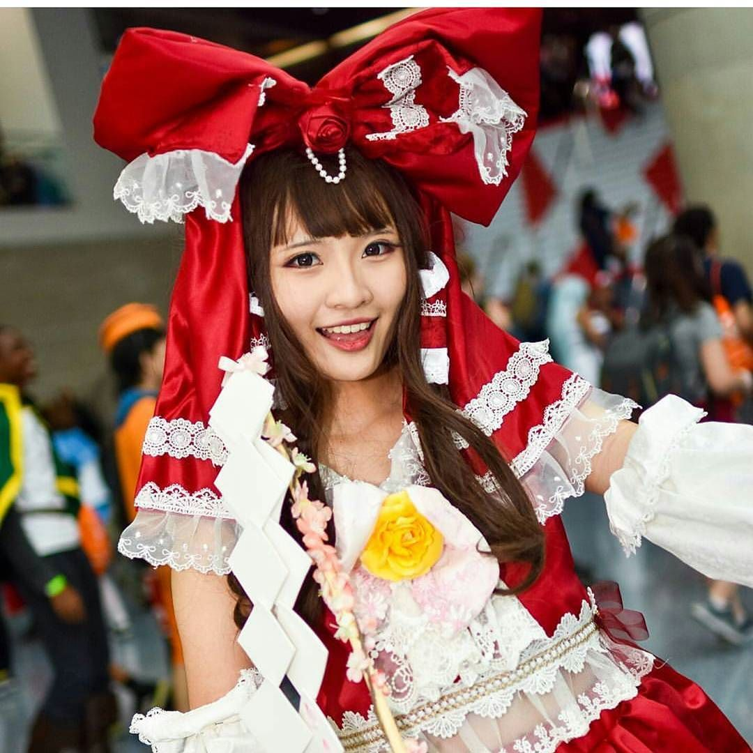 Cute image collection of popular cosplayer Liyu u of