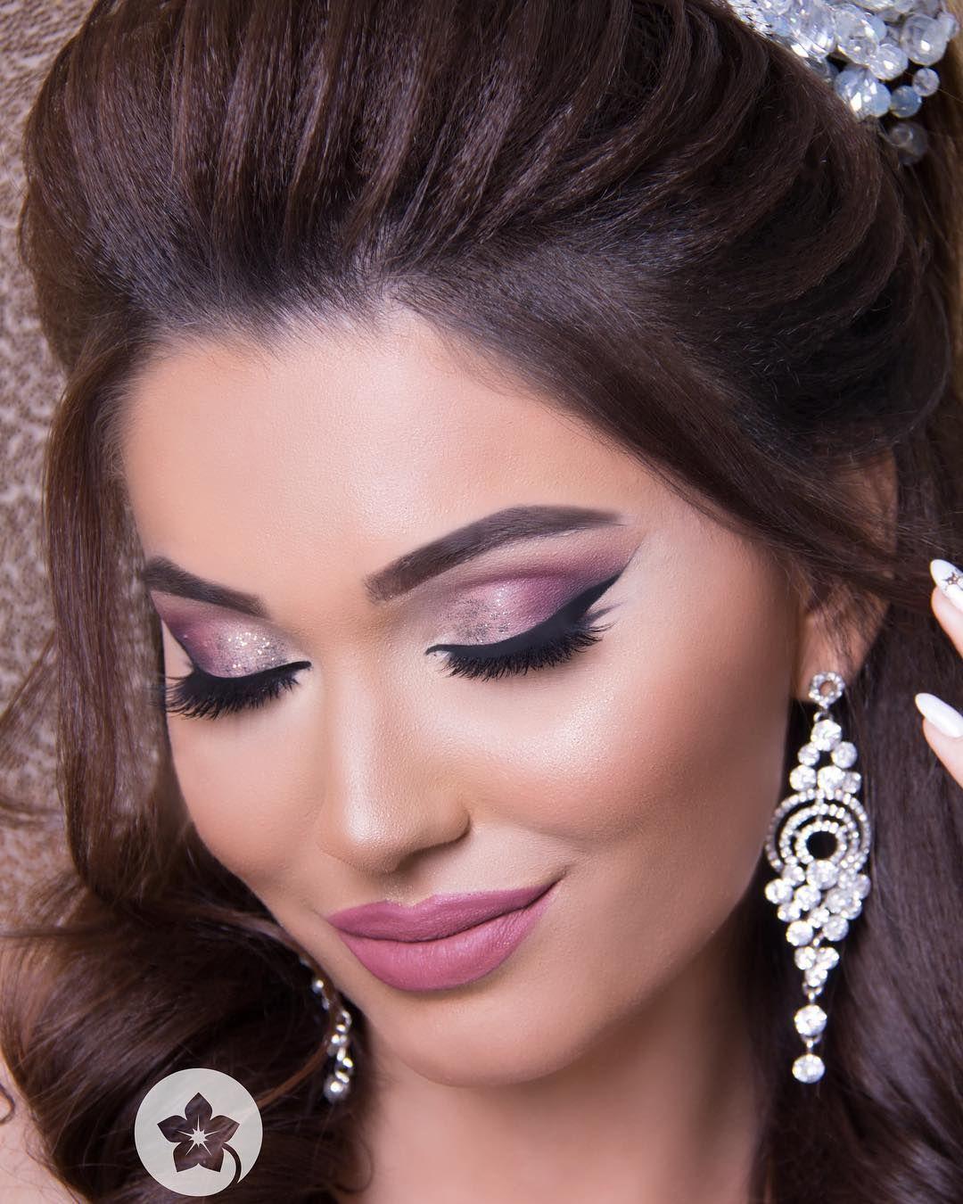 Sac Makiyaj By Me Orxideya Gozellikmerkezi Feride Orxideya Wedding Makeup Makeup Make Up