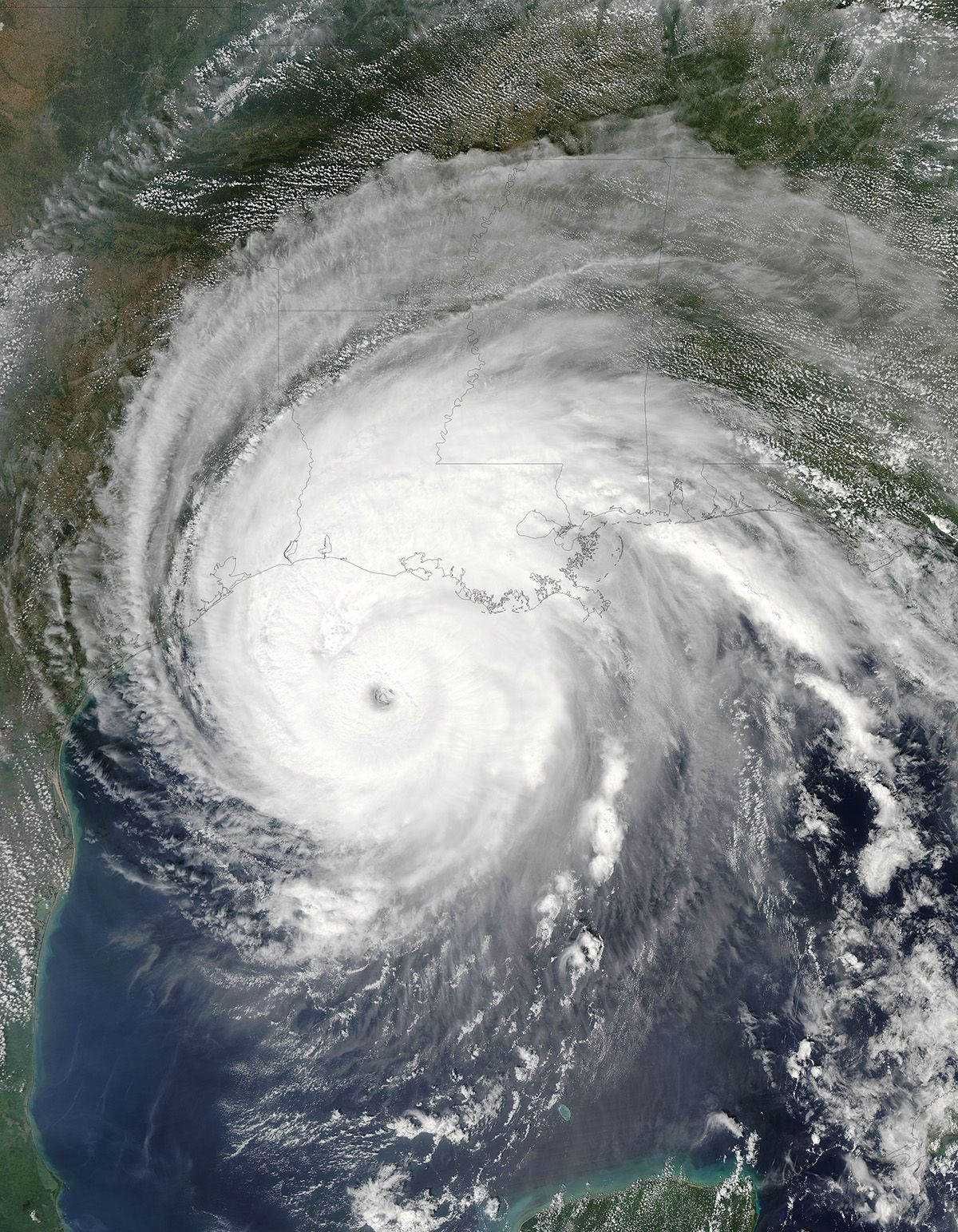 Hurricane Rita Damage Billion Usd 12 0 Season 2005 Category 5 Deaths 62 Areas Affected Cuba United States And Gulf Spirals In Nature Nature Hurricane