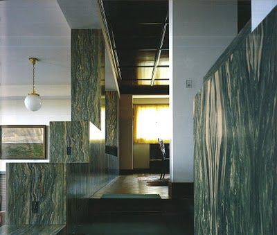 Interior of adolf loos 39 villa muller 1930 architecture for Innenarchitektur 1930