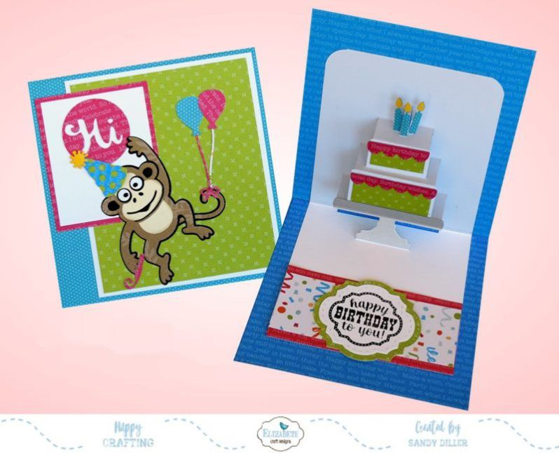 Pop it Up Wednesday with Sandy - Happy Birthday to You