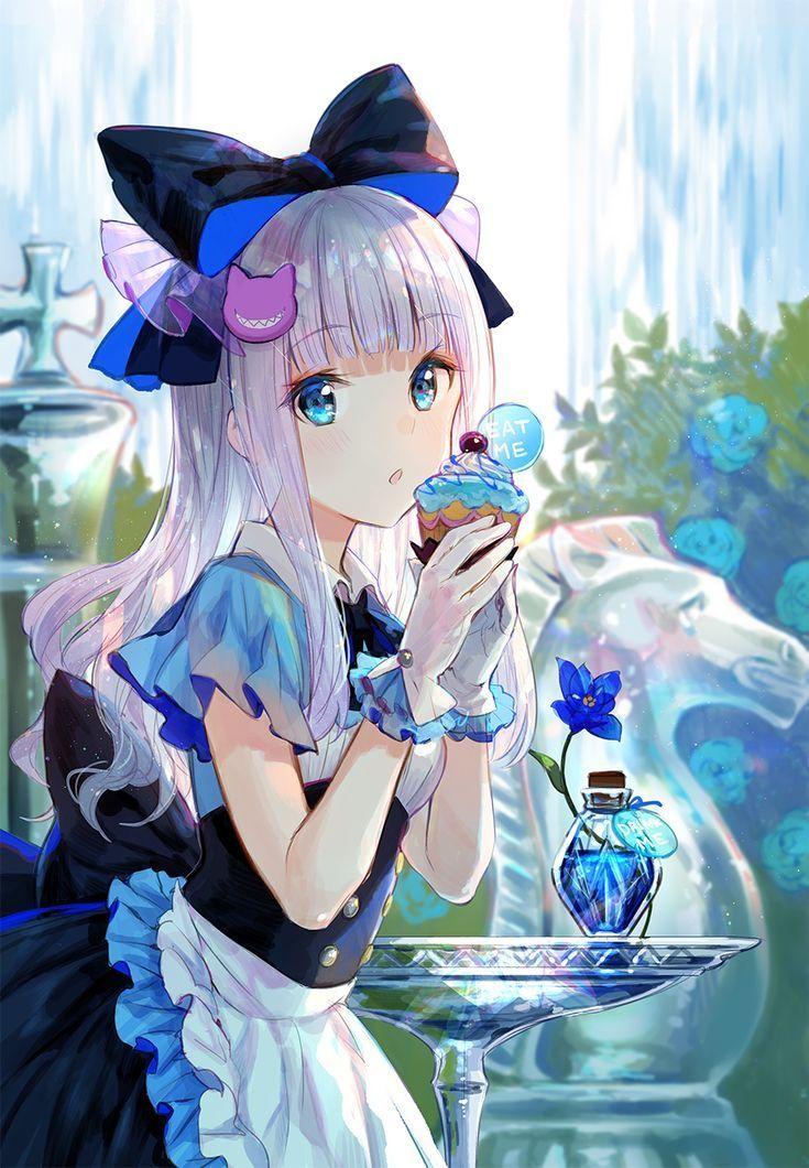 Photo of #Alice #on #Fujichoko #Fujiwara #art