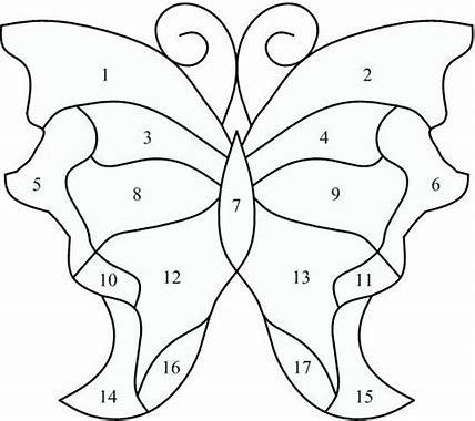 Image result for Simple Mosaic Patterns Printable Stensils