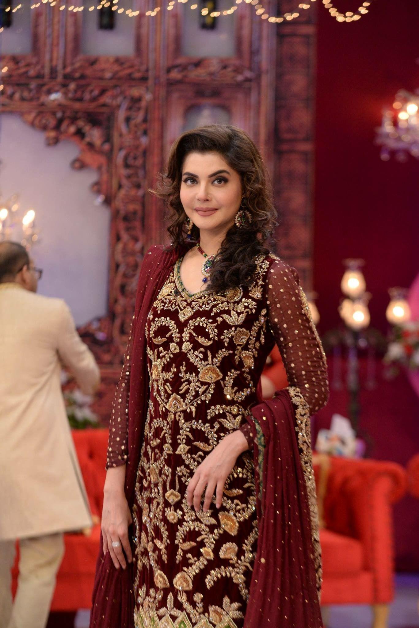 Pin by anum khalid on Bridals Pakistani bridal dresses