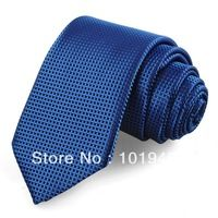 free shipping 2pcs fashion ties for men Plaid Checked Purple Classic MenTie Necktie Formal Wedding Party Holiday tie,Width 8.5cm