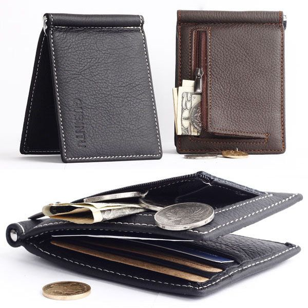 Men genuine leather business small multifunctional money bag card men genuine leather business small multifunctional money bag card holders wallet reheart Choice Image