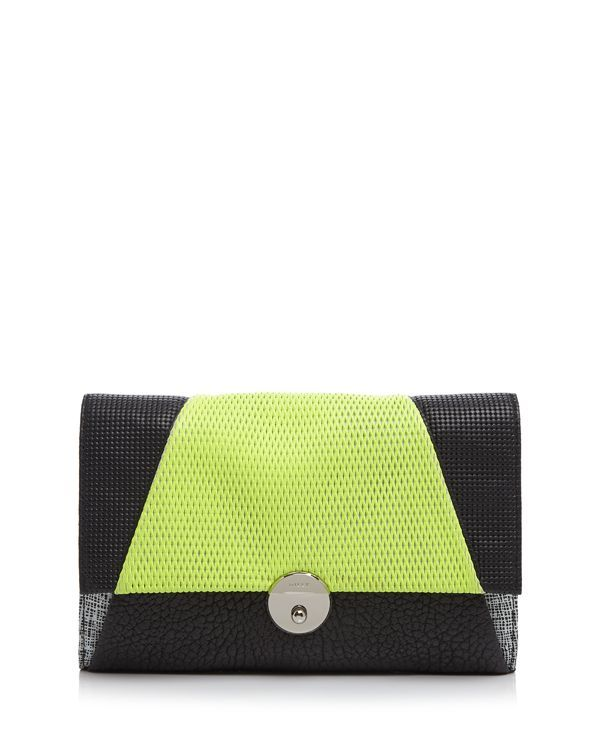 544e2f7b66 Milly Wythe Mixed Convertible Clutch