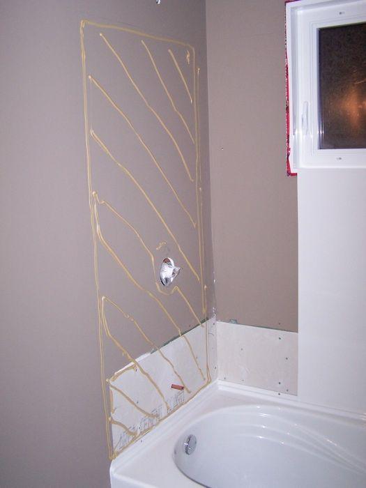 Adhesive For Shower Tub Wall Surround Tub Surround Bathtub