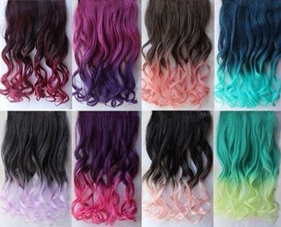 cute ways to dye