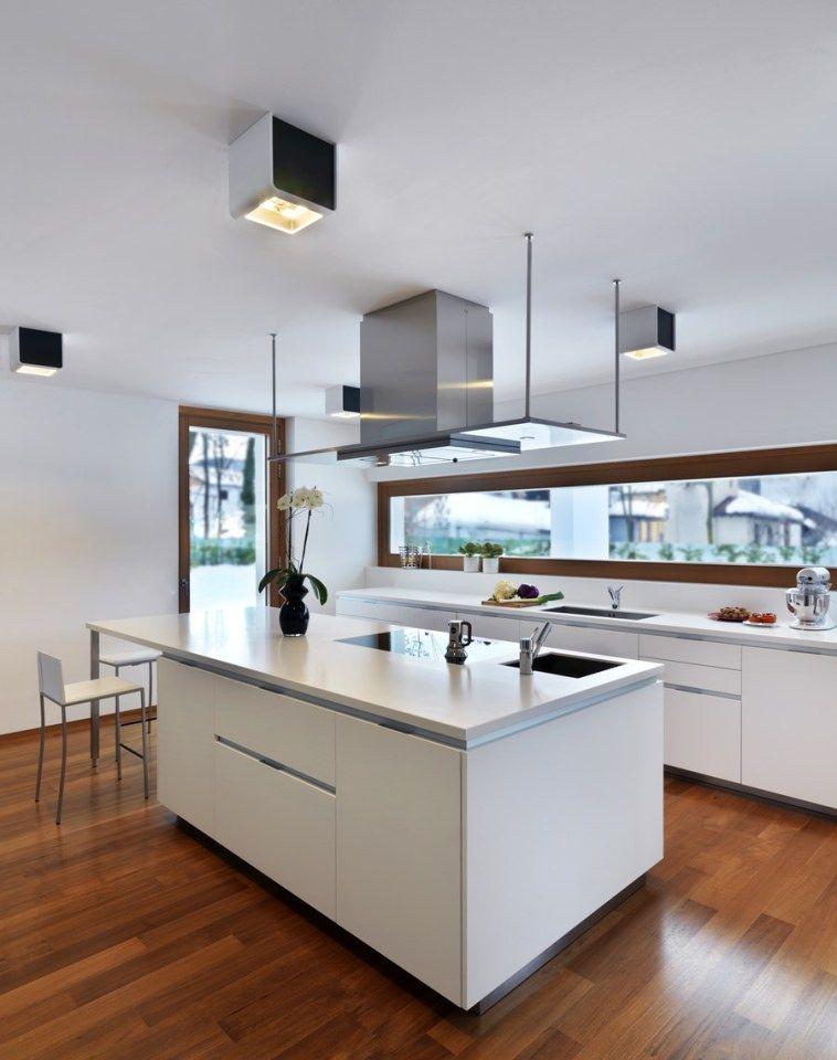 Horizontal Space By Damilano Studio Architects 04 Kitchens - Horizontal-space-by-duilio-damilano