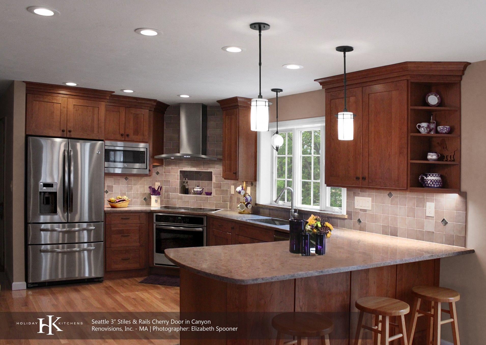 Holiday Kitchens Media Gallery Kitchen Layout Kitchen Cabinet Layout Kitchen Design