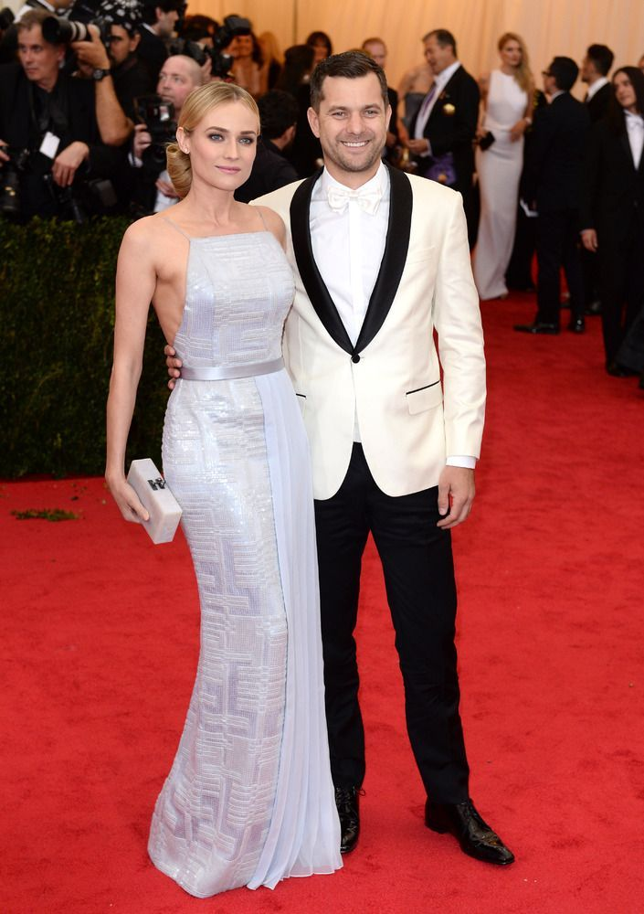 Click To Buy Wedding Tuxedo Best Men Suit Dress White Piece - 10 coolest celebrity power couples