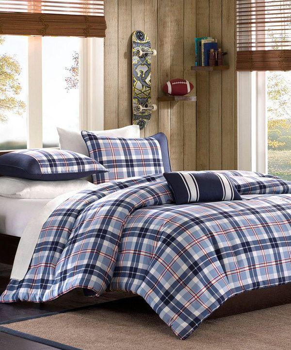 Washington Comforter Set on zulily today! Comforter sets