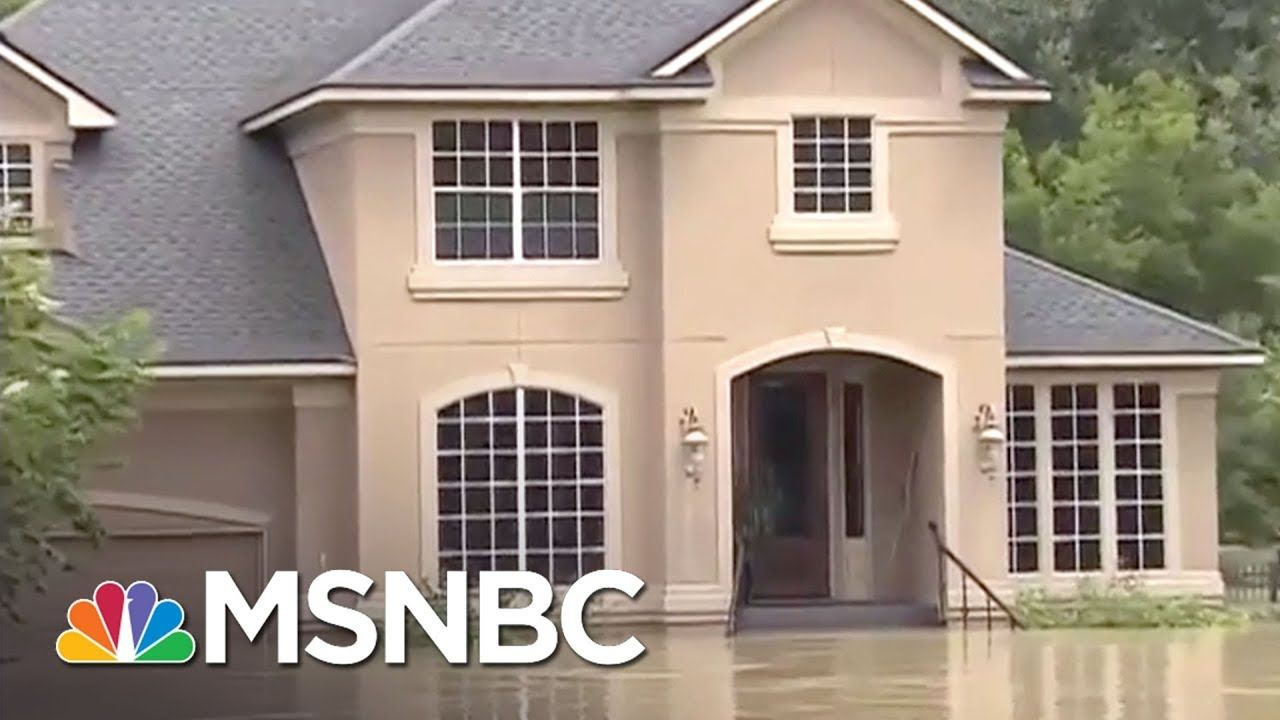 How Federal Flood Insurance Made Harvey Even Worse All