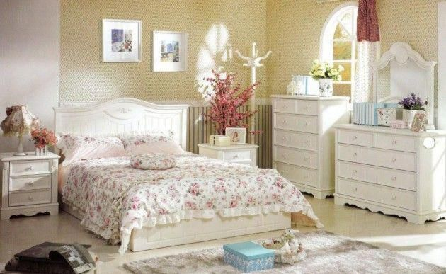 Camera Da Letto Shabby Chic Moderno : 16 truly amazing shabby chic interior design ideas home interior