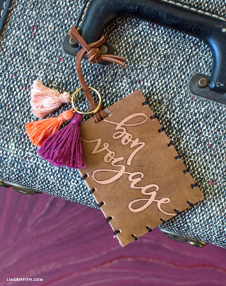 How To Make Your Own Luggage Tags  Tag Templates Make Your Own