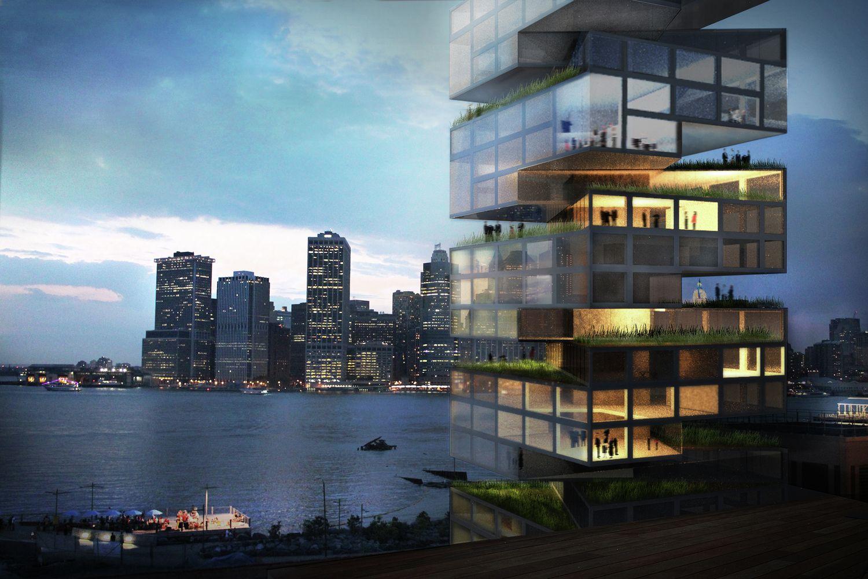 Galeria - Brooklyn Bridge Park: O que o projeto de O'Neill McVoy + NVDA diz sobre o estado atual da arquitetura - 1