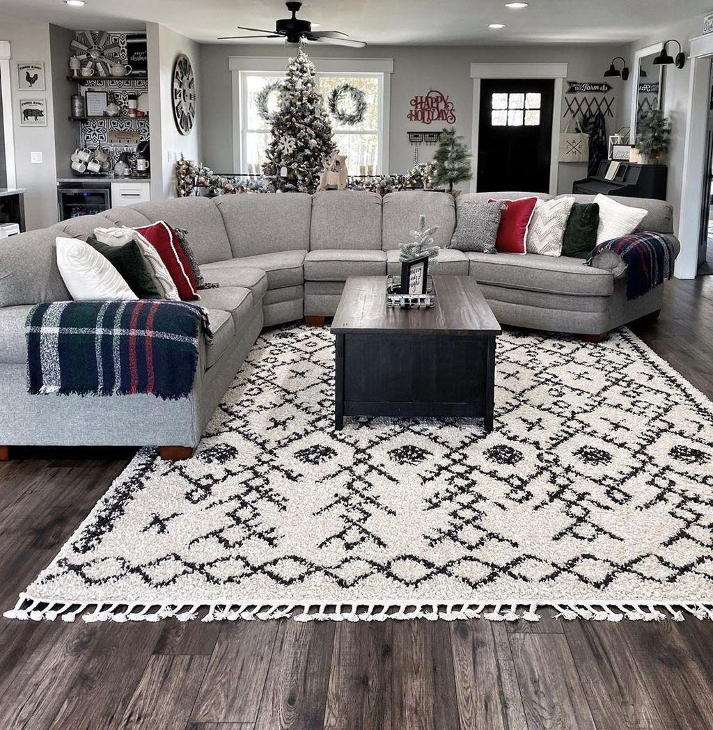 33 popular modern living room rug ideas in 2020 farm