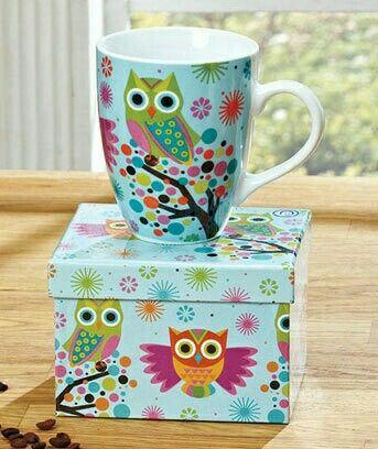 I Need This One Owl Coffee Owl Decor Owl Mug