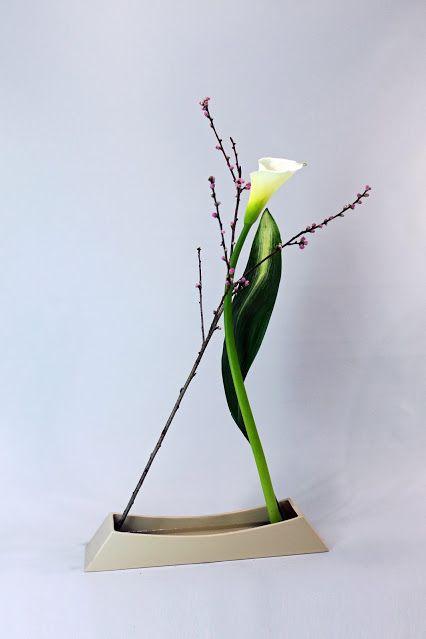 Ikebana -- living flowers, living art – Communauté – Google+