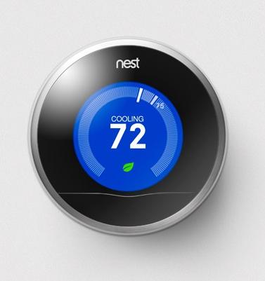 Nest Thermostat Nest Nest Labs Home Automation