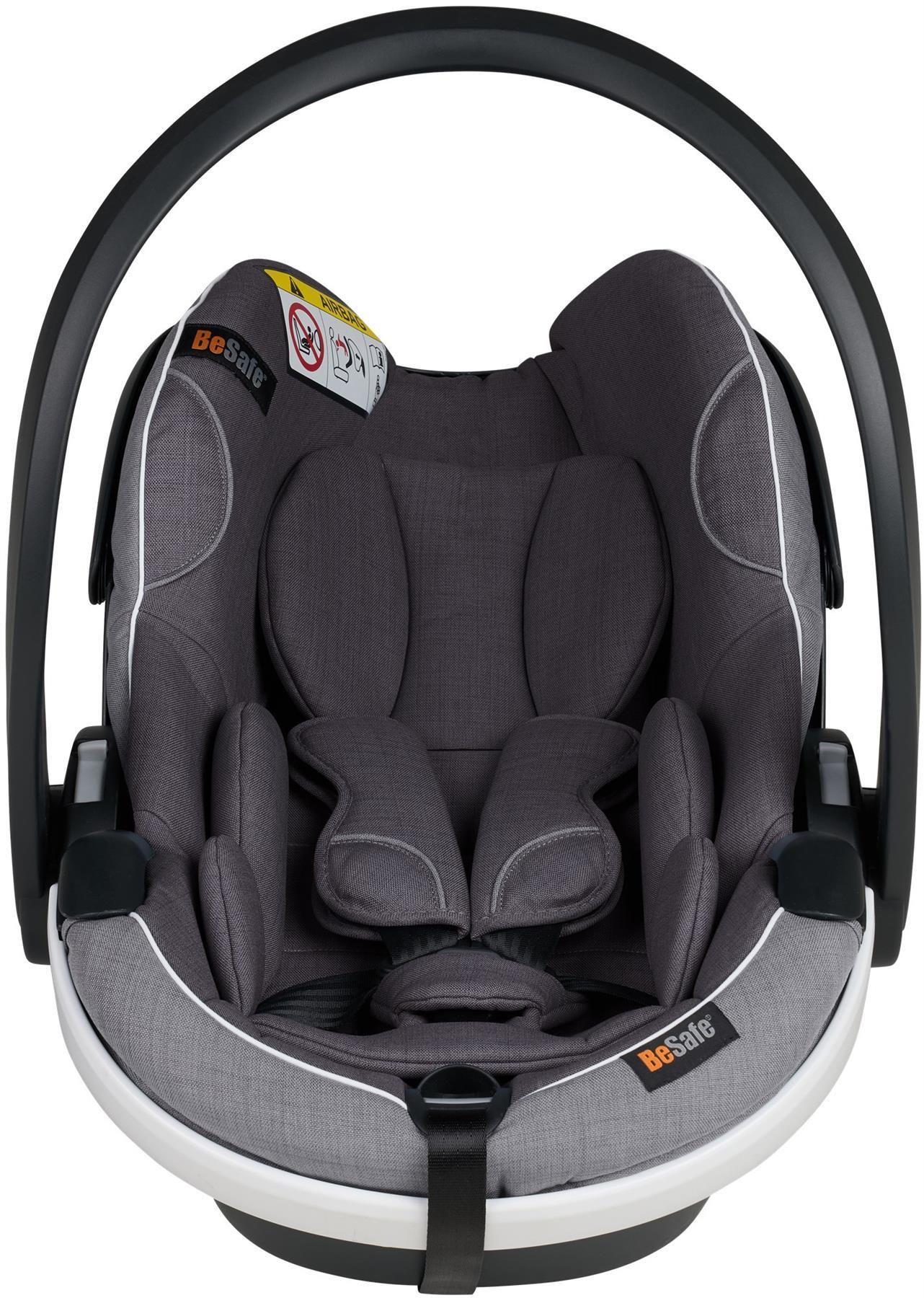 Besafe Izi Go Modular X1 I Size Metallic Melange In 2020 Pushchair Travel System Baby Seat Baby Thermometer
