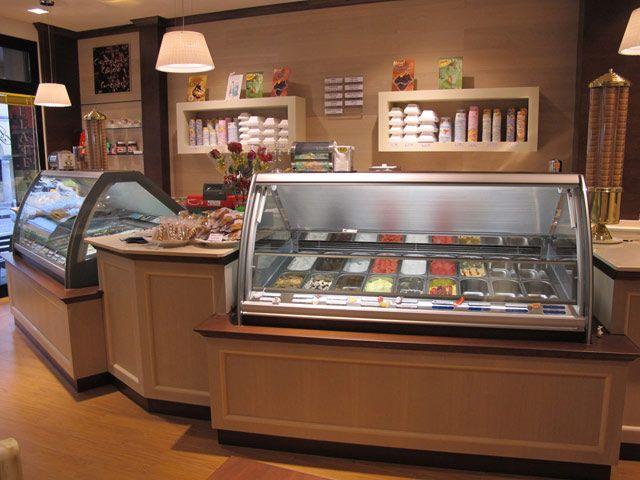 Ice Cream Parlour Interior Design Design For Ice Cream Shop Con