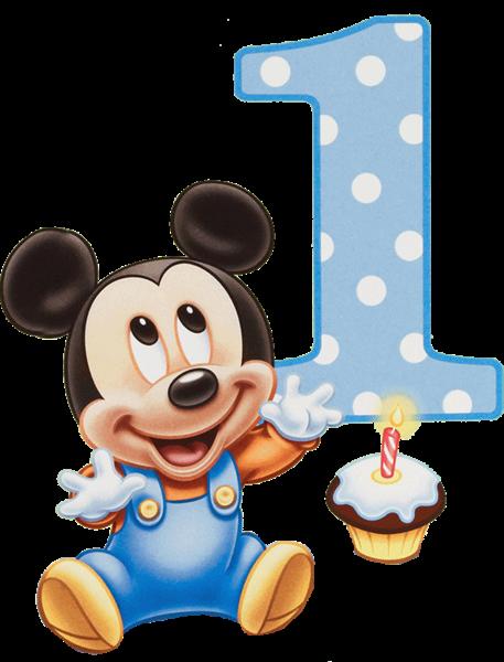 Mickey Baby - Kit Completo com molduras para convites ...