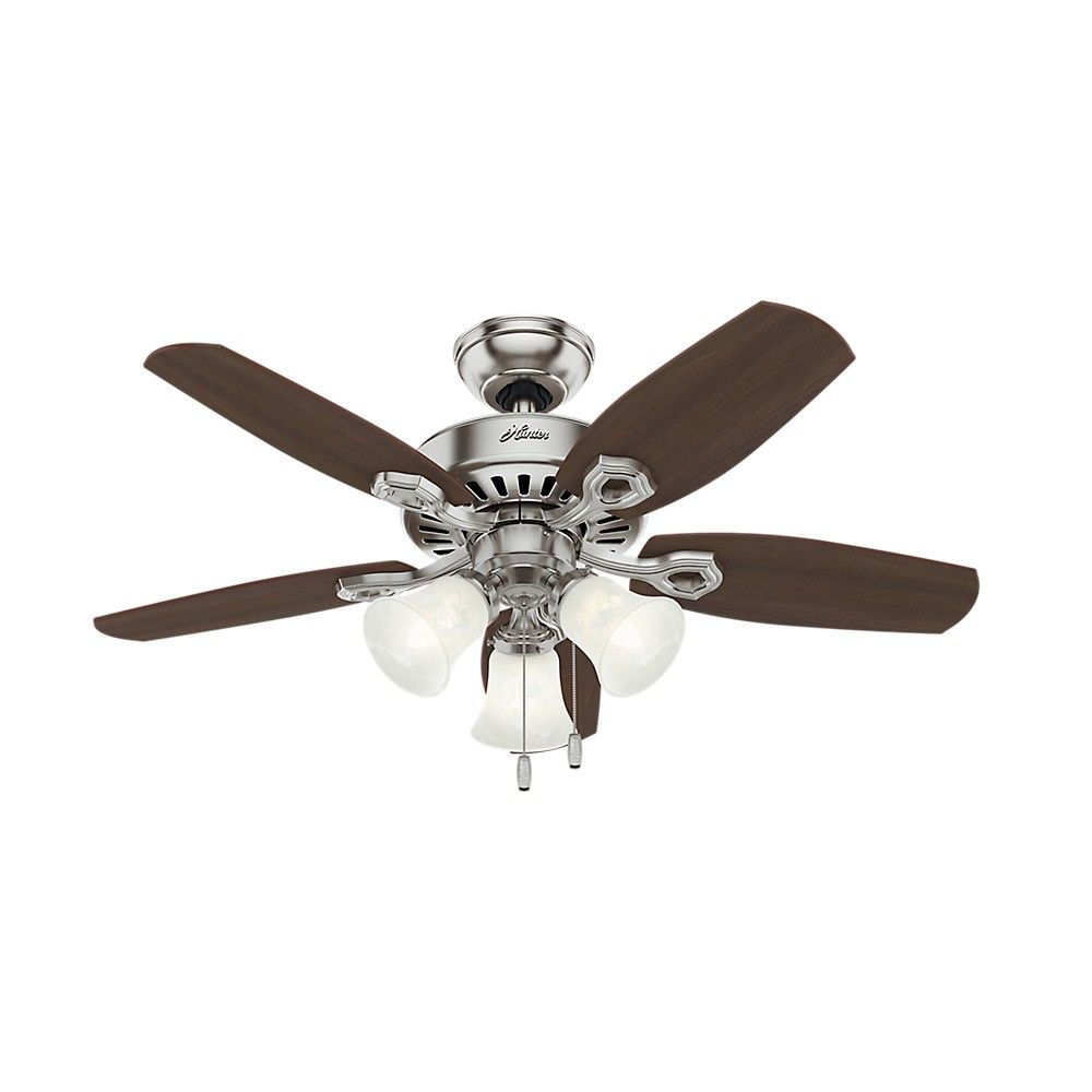 The Builder Fan Is A Mainstay In The Hunter Product Line And Now