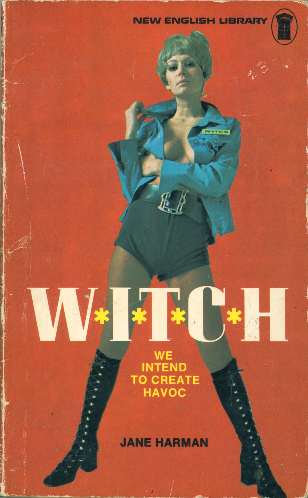 Witch we intend to create havoc new english library