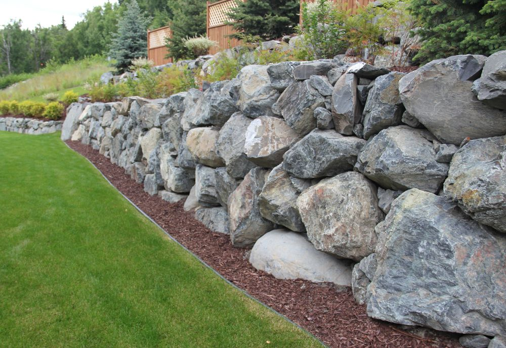 image by jessica dustin on retaining wall landscaping on construction of walls id=61989