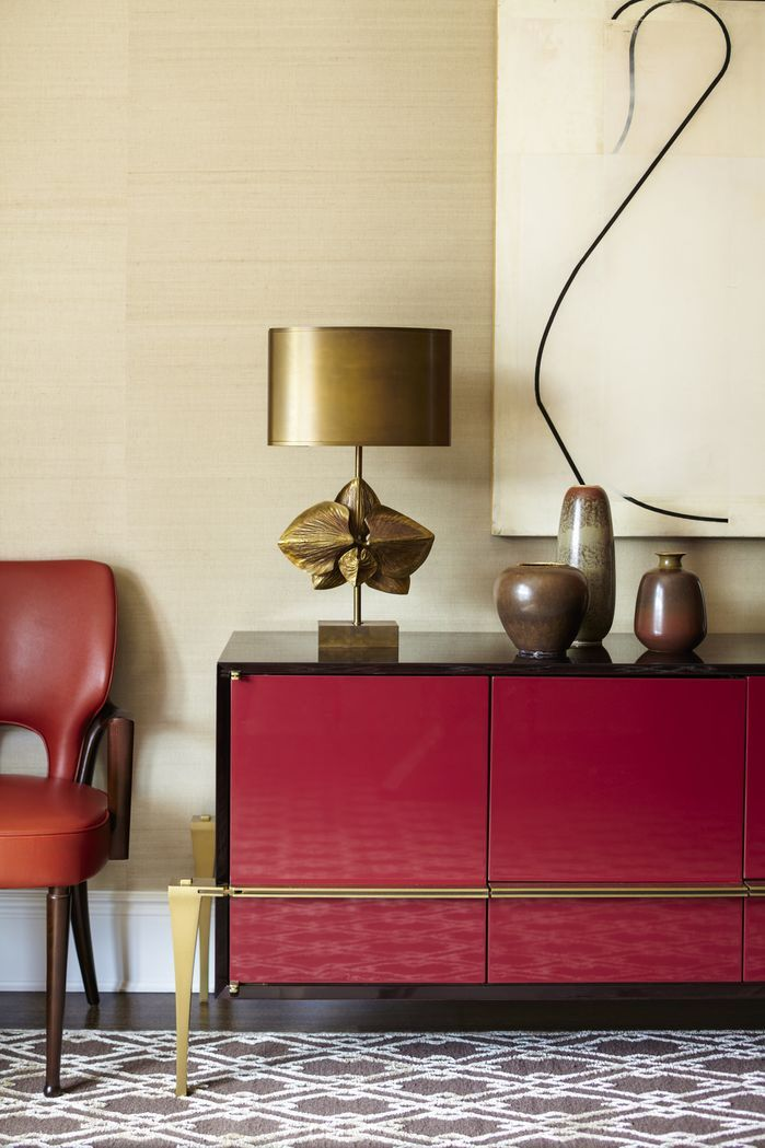 Eclectic - Living room - Photos by Mendelson Group | Wayfair