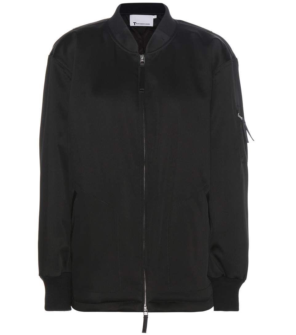 T BY ALEXANDER WANG Oversized coat. #tbyalexanderwang #cloth #jackets