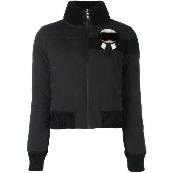 Jacket Mxn ' On Puffer 59 315 ❤ Polyvore 'karlito Liked Fendi qStYn