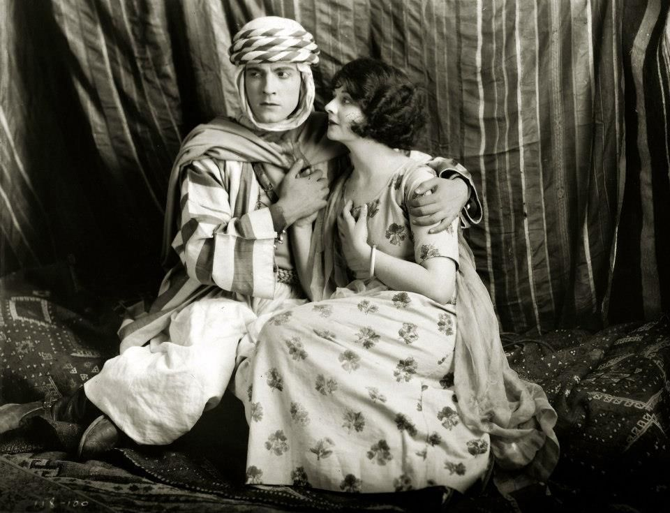 Image result for rudolph valentino alice terry