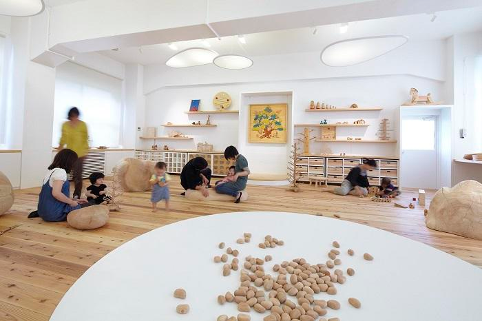 0歳5ヶ月の赤ちゃんでも楽しめる♪東京おもちゃ美術館をママ目線でレポート! | たびこふれ