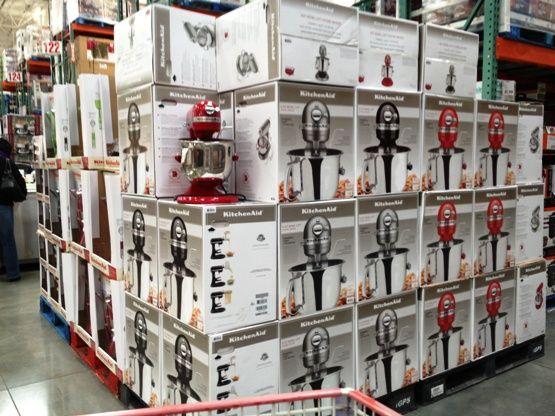 Costco Kitchen Aid CostcoRaleigh KitchenAidDisplay Costco Kitchen Aid.  KitchenaidCostcoMixers