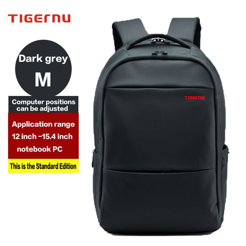 NEW Waterproof Men & Women's Laptop Backpack that can hold up to a ...